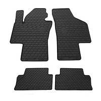 Seat Alhambra 2010↗ рр. Гумові килимки (4 шт, Stingray Premium)