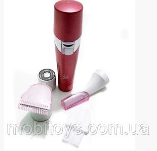 Женский Триммер 3 в 1 Refreshing Skin Hair Cleansing QL-607