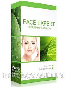Набір косметичний Face expert оновлення та свіжість