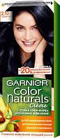 Крем-фарба для волосся Garnier Color Naturals, 2.10 Чорний опал