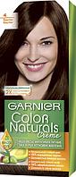 Крем-фарба для волосся Garnier Color Naturals, 4 Каштан