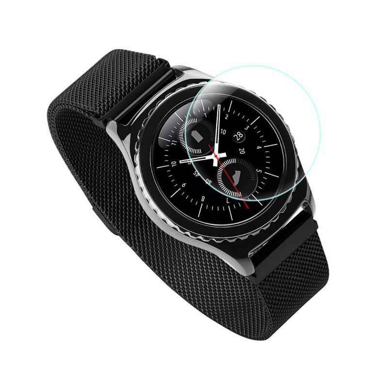 Защитное стекло BeWatch 2.5D для Samsung Gear S3 Classic/Frontier (1027702)