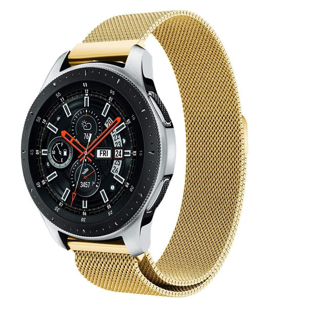 Ремешок BeWatch для Samsung Gear S3 Gold (1020228)