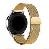 Ремешок BeWatch для Samsung Gear S3 Gold (1020228), фото 2