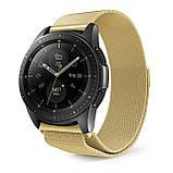 Ремешок BeWatch для Samsung Gear S3 Gold (1020228), фото 5