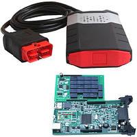 Delphi DS150E V3.0 3в1 OBD2 + Bluetooth сканер діагностики авто