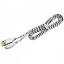 Дата кабель Walker C755 Apple Lightning to USB 1 м White (hub_kNad11328)