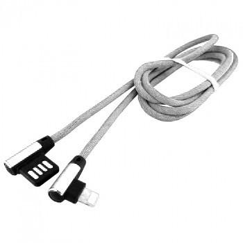 Дата кабель Walker C770 Apple Lightning to USB 1 м White (hub_XgKn28630)