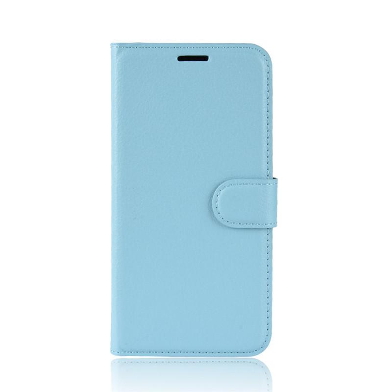 Чохол-книжка Litchie Wallet для Motorola Moto G7 Play Blue (hub_KcVn80763)