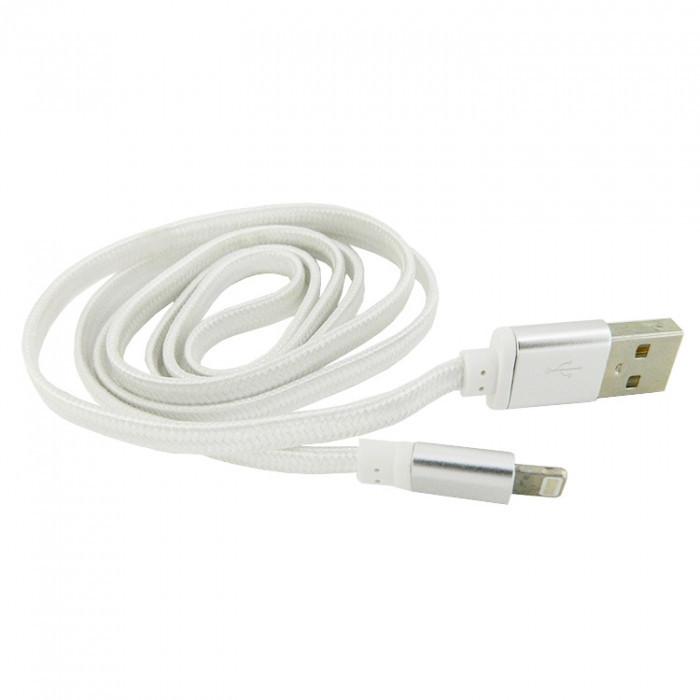 Дата кабель Walker C330 Apple Lightning to USB 1 м White (hub_uGiY97811)