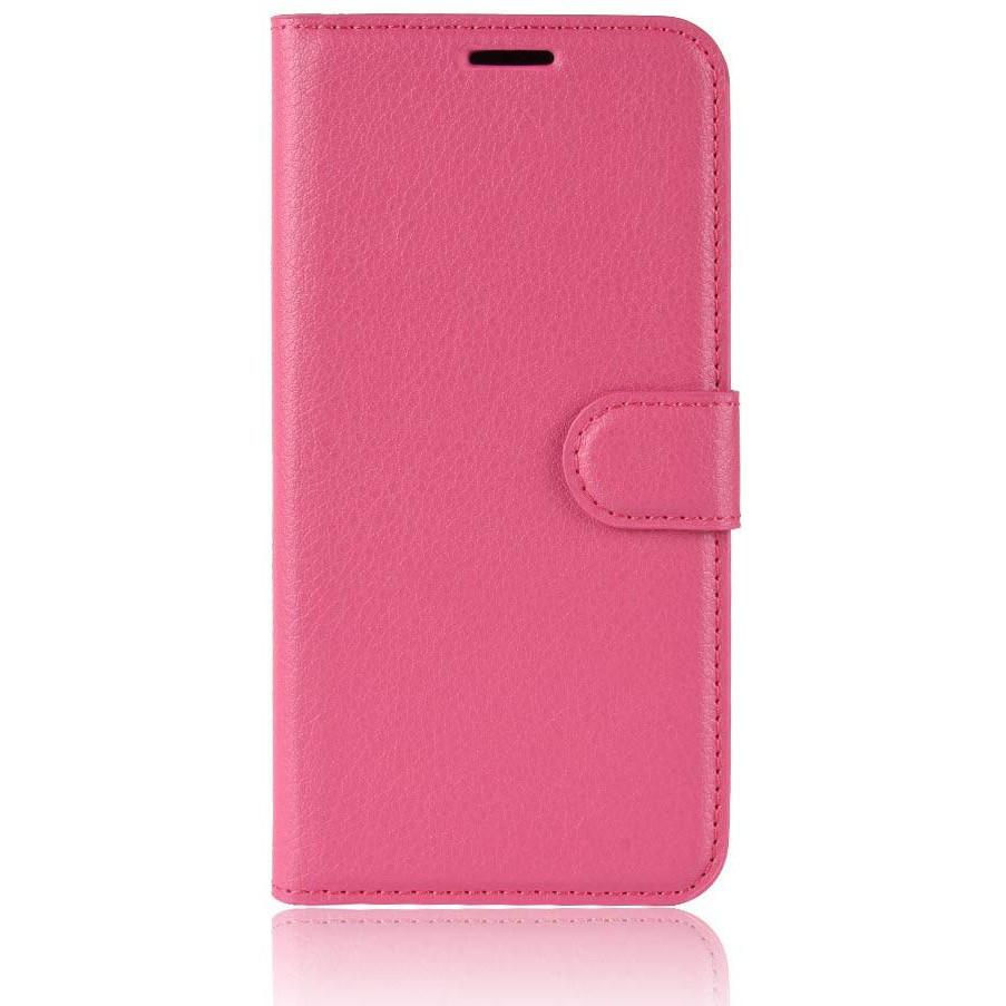 Чехол-книжка Litchie Wallet для Motorola One Macro / Moto G8 Play Rose (hub_Vhhq88393)