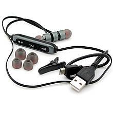 Bluetooth-наушники Walker WBT-11 Серый