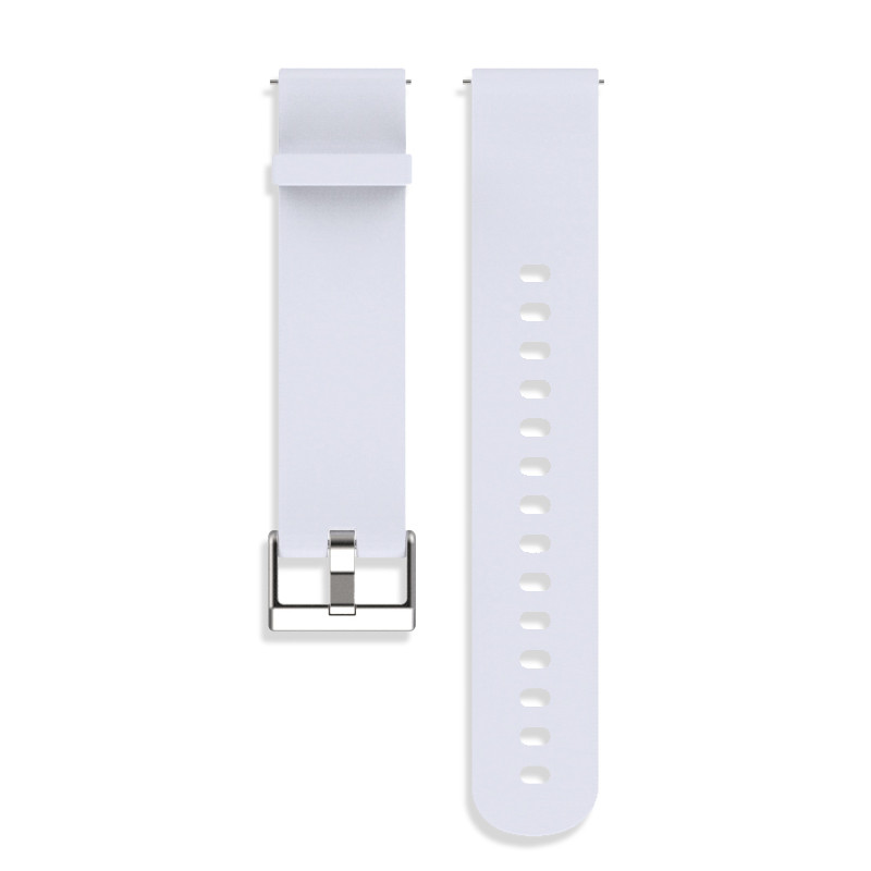 Ремінець BeWatch Standard для Xiaomi Amazfit BIP Білий (1010402)