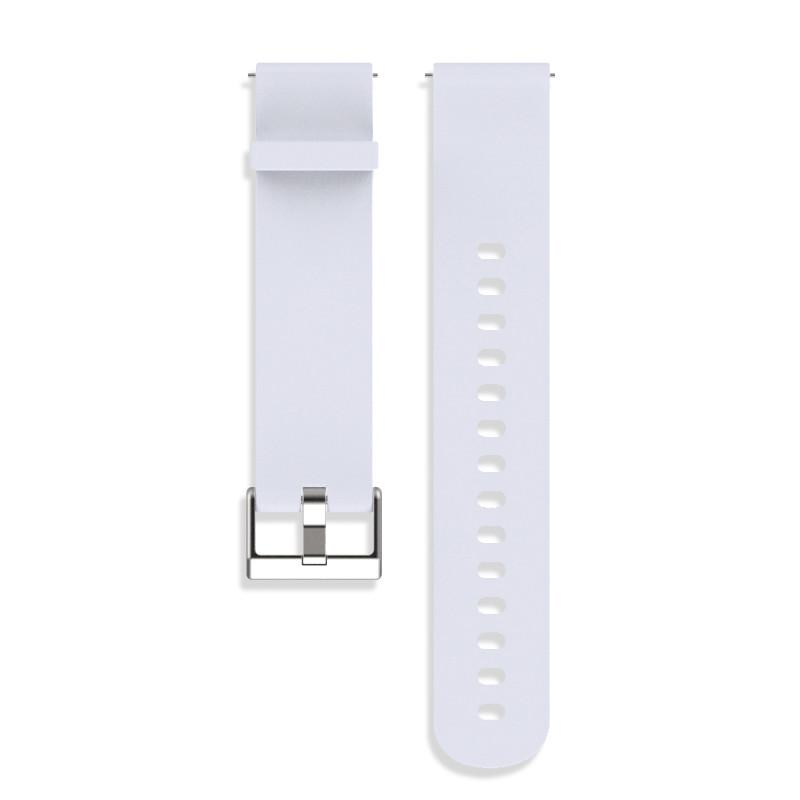 Ремешок BeWatch Standard для Samsung Galaxy Watch 42mm Белый (1010402.1)