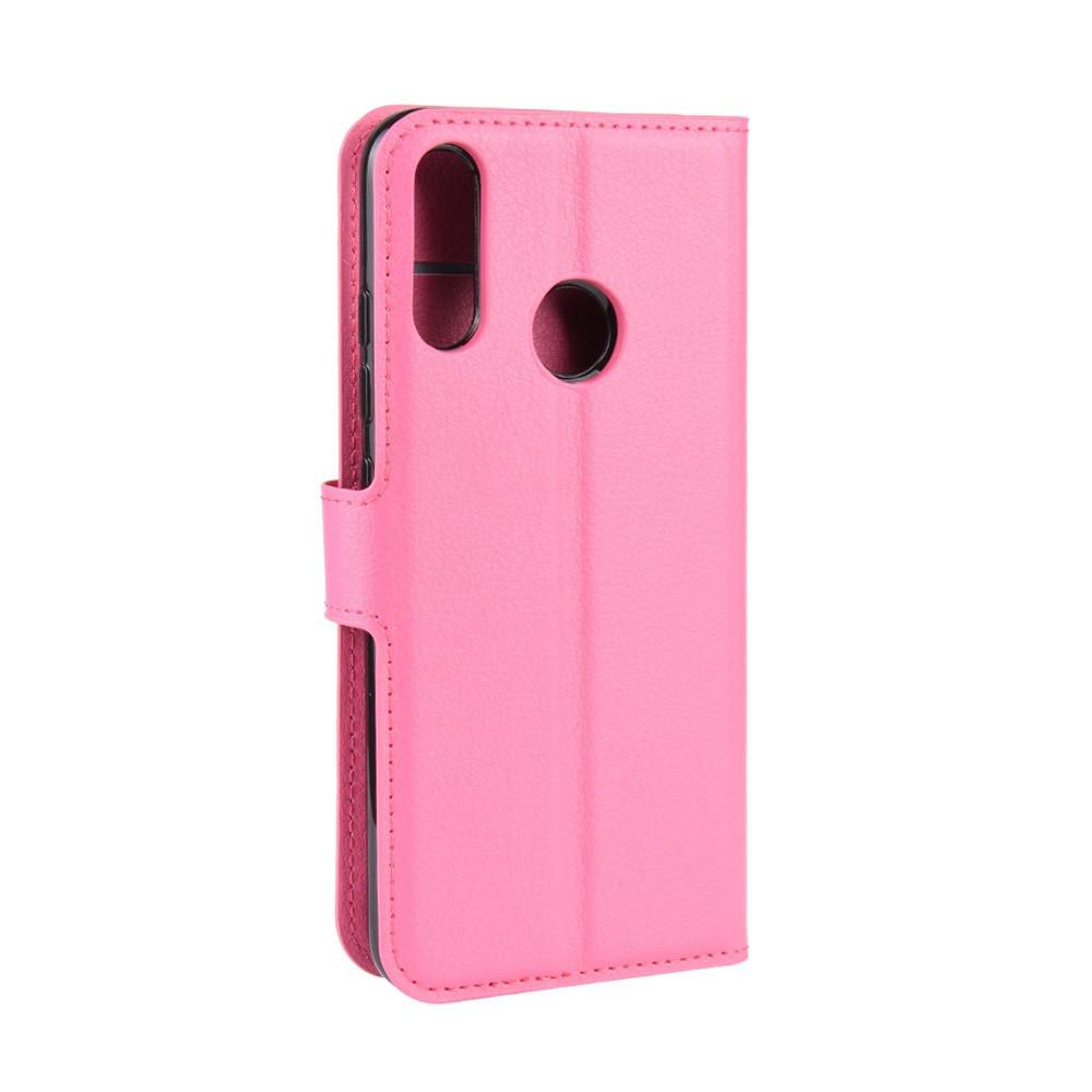 Чохол-книжка Litchie Wallet для Motorola Moto E6 Plus Rose (hub_agJd52475)