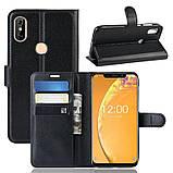 Чехол-книжка Litchie Wallet для Oukitel C13 Pro Black (hub_iIaa77696), фото 2