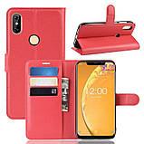 Чохол-книжка Litchie Wallet для Oukitel C13 Pro Red (hub_StHw14785), фото 2