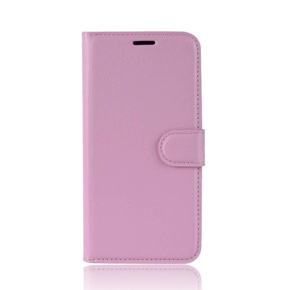 Чехол-книжка Litchie Wallet для Oukitel C13 Pro Pink (hub_dwim01606)