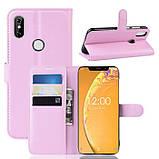 Чохол-книжка Litchie Wallet для Oukitel C13 Pro Pink (hub_dwim01606), фото 2