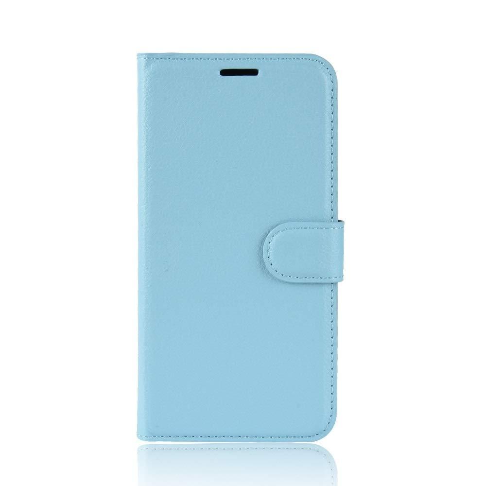 Чехол-книжка Litchie Wallet для Oukitel C15 Pro Blue (hub_HIGm87882)