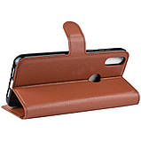 Чохол-книжка Litchie Wallet для Doogee Y8 Brown (hub_rGod95070), фото 3