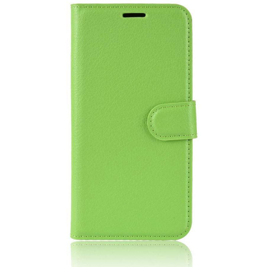 Чохол-книжка Litchie Wallet для Doogee Y8 Green (hub_ujed18323)
