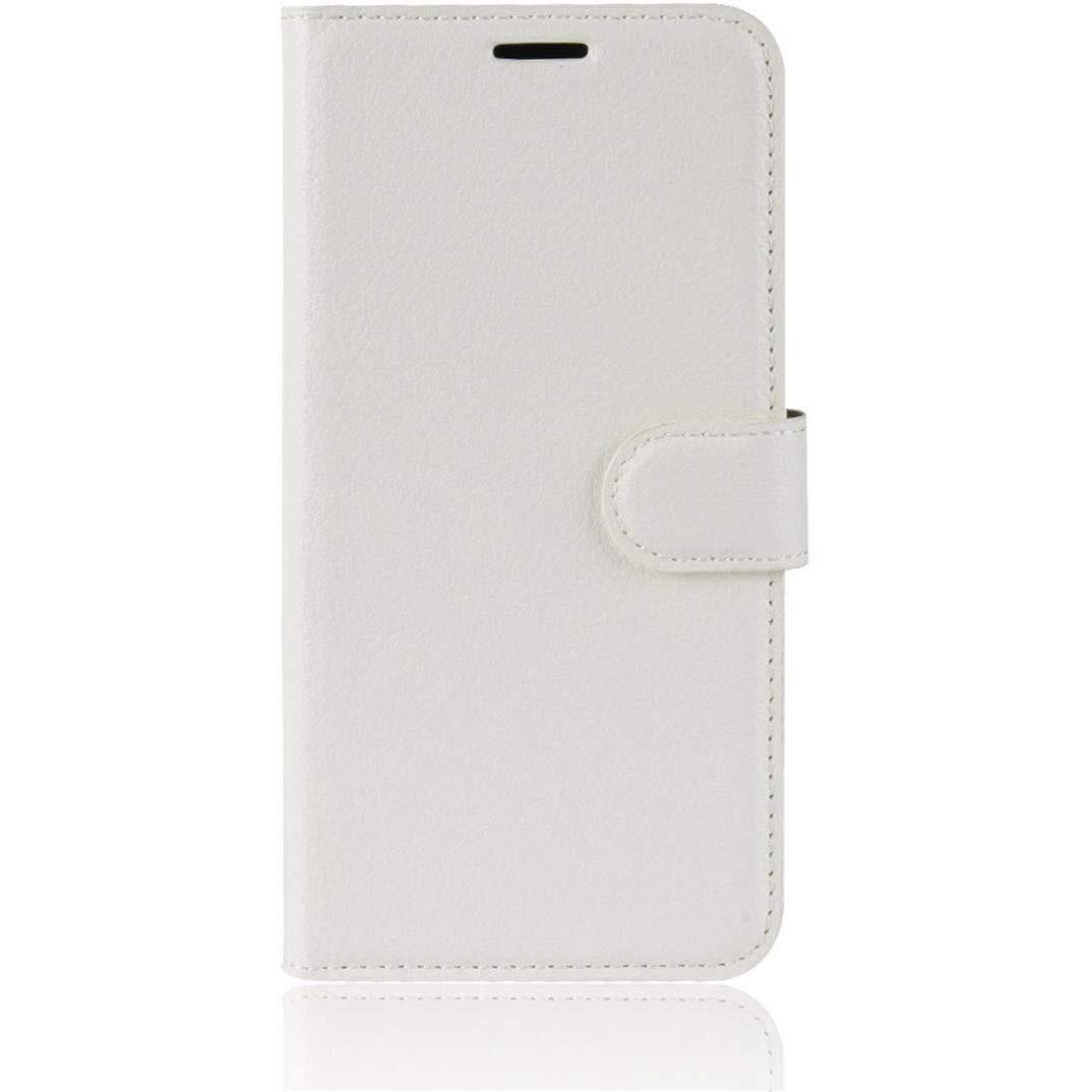 Чохол-книжка Litchie Wallet для Doogee Y8C White (hub_eQAr88688)