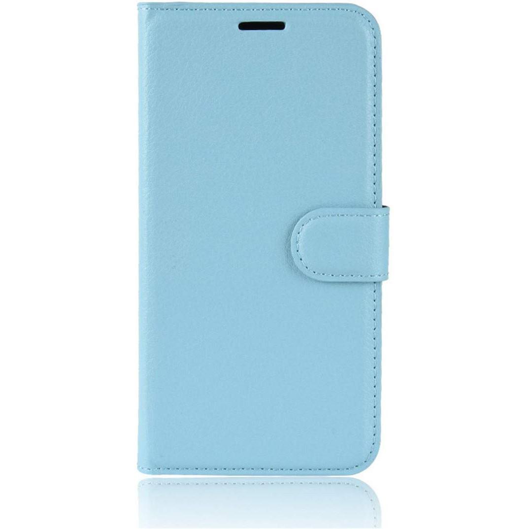 Чохол-книжка Litchie Wallet для Doogee Y8C Blue (hub_vTDU68737)