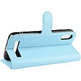Чохол-книжка Litchie Wallet для Doogee Y8C Blue (hub_vTDU68737), фото 3