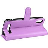Чохол-книжка Litchie Wallet для Doogee Y8C Violet (hub_IeDS63340), фото 4