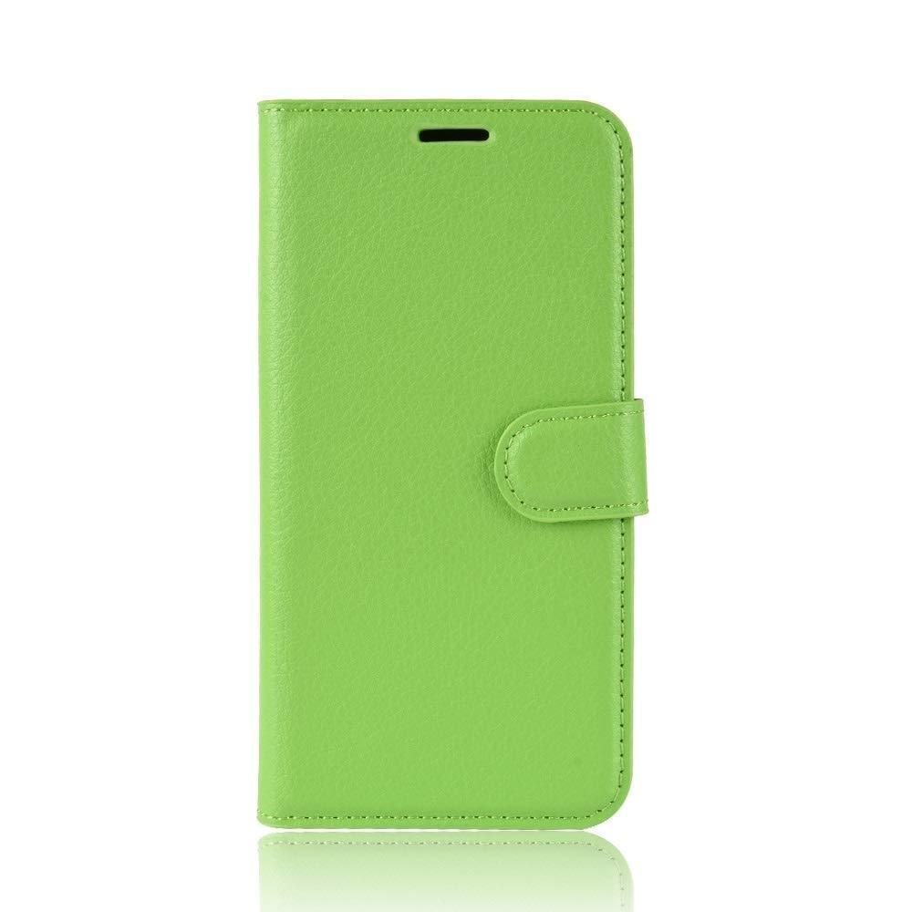Чехол-книжка Litchie Wallet для Oppo A9 2020 / A5 2020 Green (hub_zMmd70298)