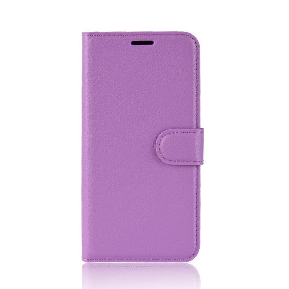 Чехол-книжка Litchie Wallet для Asus Zenfone Max Pro M1 ZB601KL / ZB602KL Violet (hub_xkEy64462)
