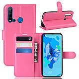 Чехол-книжка Litchie Wallet для Huawei P20 Lite 2019 / Nova 5i Rose (hub_DRDL55150), фото 2