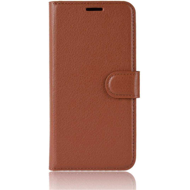 Чохол-книжка Litchie Wallet для Huawei Mate 30 Lite / Nova 5i Pro Brown (hub_tQsV10303)