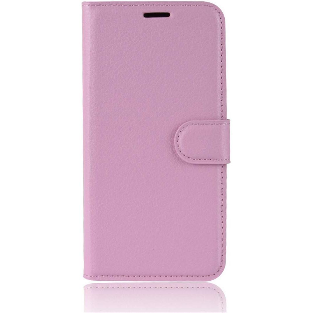 Чехол-книжка Litchie Wallet для Huawei Mate 30 Lite / Nova 5i Pro Pink (hub_MHRU18849)