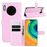 Чехол-книжка Litchie Wallet для Huawei Mate 30 Pink (hub_wxmS24271), фото 2