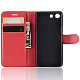Чехол-книжка Litchie Wallet для Sony Xperia Ace / XZ4 Compact Red (hub_qhqd37970), фото 6