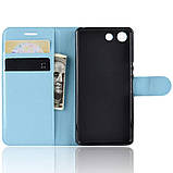 Чохол-книжка Litchie Wallet для Sony Xperia Ace / XZ4 Compact Blue (hub_tiYW90546), фото 5