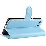 Чохол-книжка Litchie Wallet для Sony Xperia Ace / XZ4 Compact Blue (hub_tiYW90546), фото 6