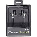 Bluetooth гарнітура ZEALOT H2 Black (1450-3005), фото 5