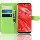 Чехол-книжка Litchie Wallet для Huawei P Smart Plus 2019 / Honor 10i Green (hub_NukP74089), фото 4