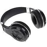 Bluetooth гарнітура Bluedio HT Black (1148-2553), фото 2