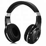 Bluetooth гарнітура Bluedio HT Black (1148-2553), фото 7