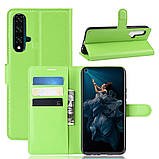 Чехол-книжка Litchie Wallet для Honor 20 Green (hub_IAum84287), фото 2