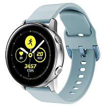 Ремешок BeWatch New для Samsung Galaxy Watch Active / Active 2 20 мм Мятный (1012397)