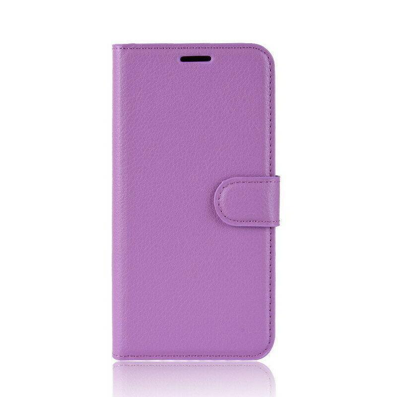 Чехол-книжка Litchie Wallet для Samsung A102 Galaxy A10e Violet (hub_NORQ01585)