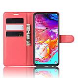 Чохол-книжка Litchie Wallet для Samsung A207 Galaxy A20s Red 9hub_wSkO42081), фото 6