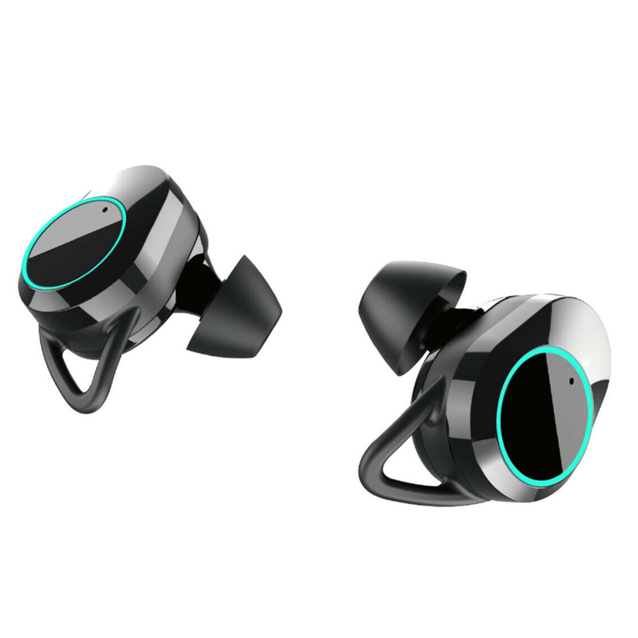 Bluetooth гарнитура Kumi T3S Black (1151-2552)
