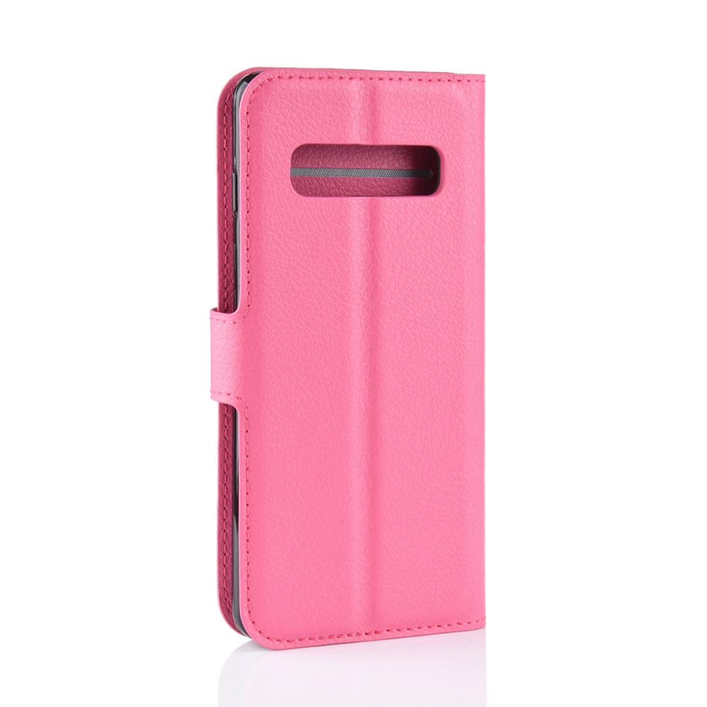 Чехол-книжка Litchie Wallet для Samsung Galaxy S10 5G Rose (hub_xuCL64156)