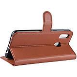 Чохол-книжка Litchie Wallet для Samsung A202 Galaxy A20e Brown (hub_lRUa54539), фото 3